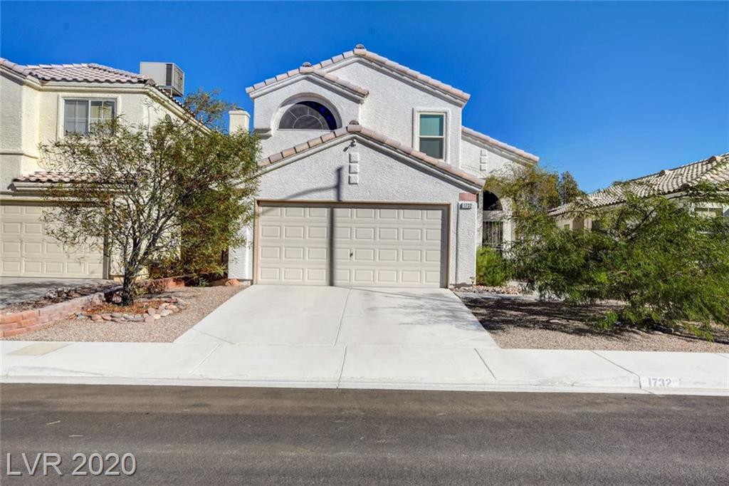 1732 Leaning Pine Way Property Photo - Las Vegas, NV real estate listing