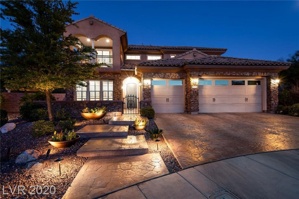2372 Luberon Drive Property Photo - Henderson, NV real estate listing