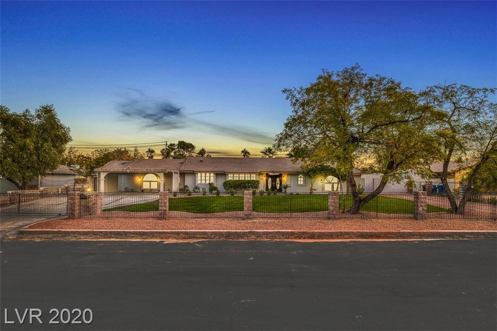 1597 Santa Anita Drive Property Photo - Las Vegas, NV real estate listing