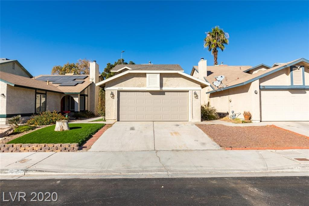 4424 Midway Lane Property Photo - Las Vegas, NV real estate listing