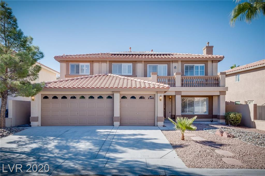 10785 Barnard Bee Court Property Photo - Las Vegas, NV real estate listing