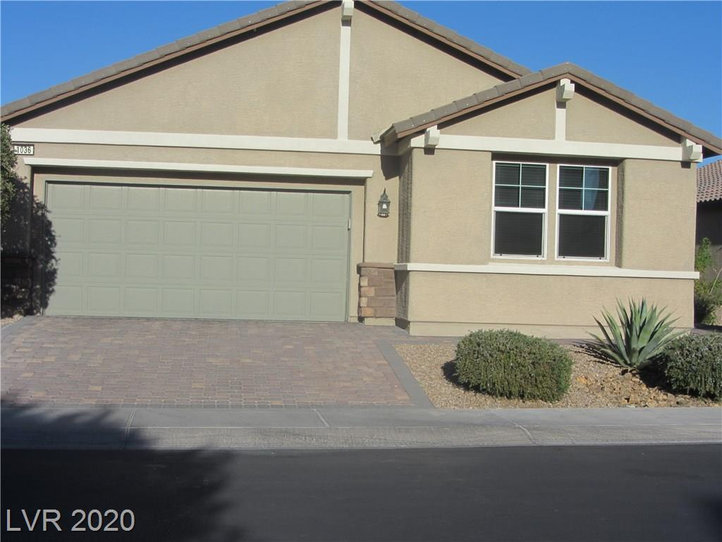 1036 Via Dell Bacio Drive Property Photo - Henderson, NV real estate listing