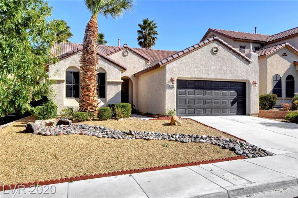 770 Rise Canyon Drive Property Photo - Henderson, NV real estate listing