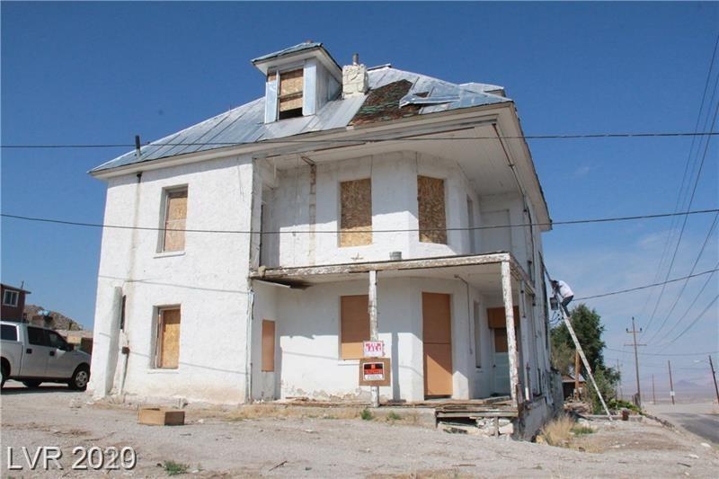 750 KNAPP Property Photo - Tonopah, NV real estate listing