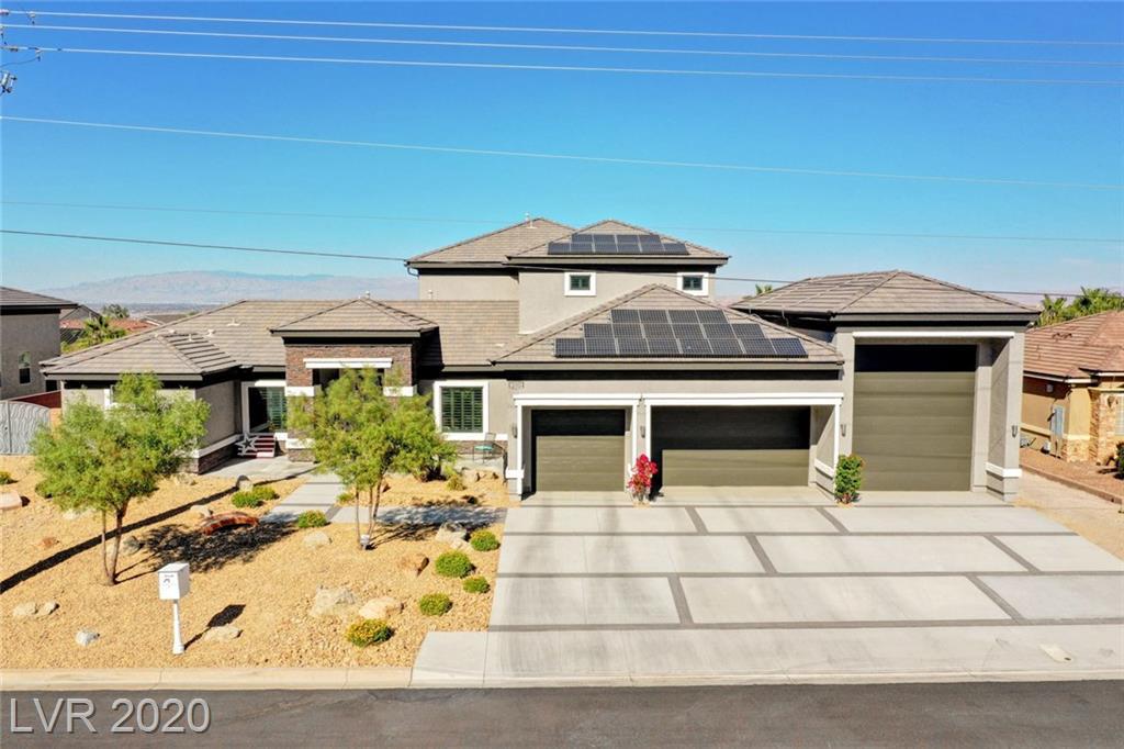 210 W Desert Rose Drive Property Photo - Henderson, NV real estate listing