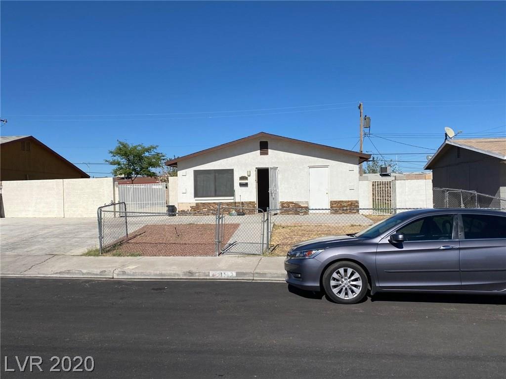 1112 Eleanor Avenue Property Photo - Las Vegas, NV real estate listing