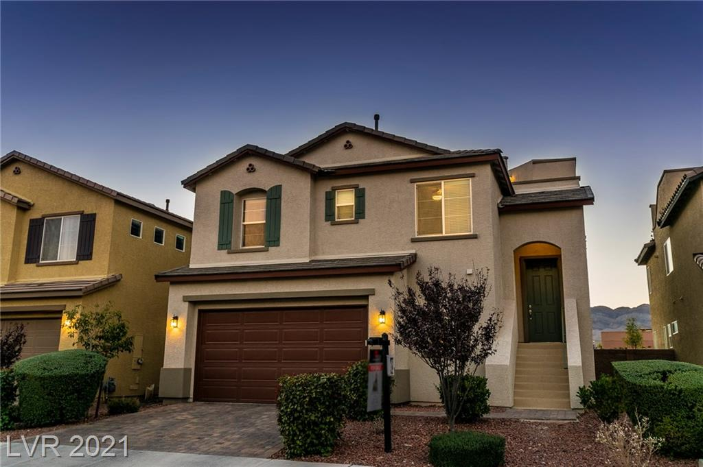 6671 Bristle Falls Street Property Photo - Las Vegas, NV real estate listing