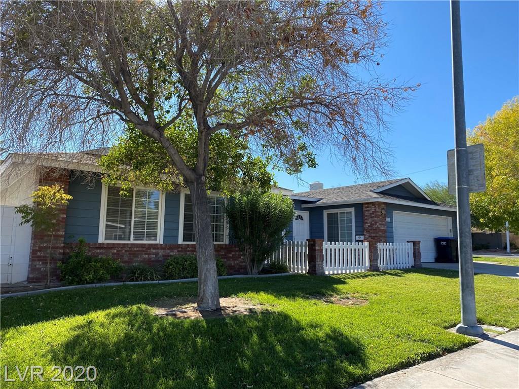 3221 Burton Avenue Property Photo - Las Vegas, NV real estate listing