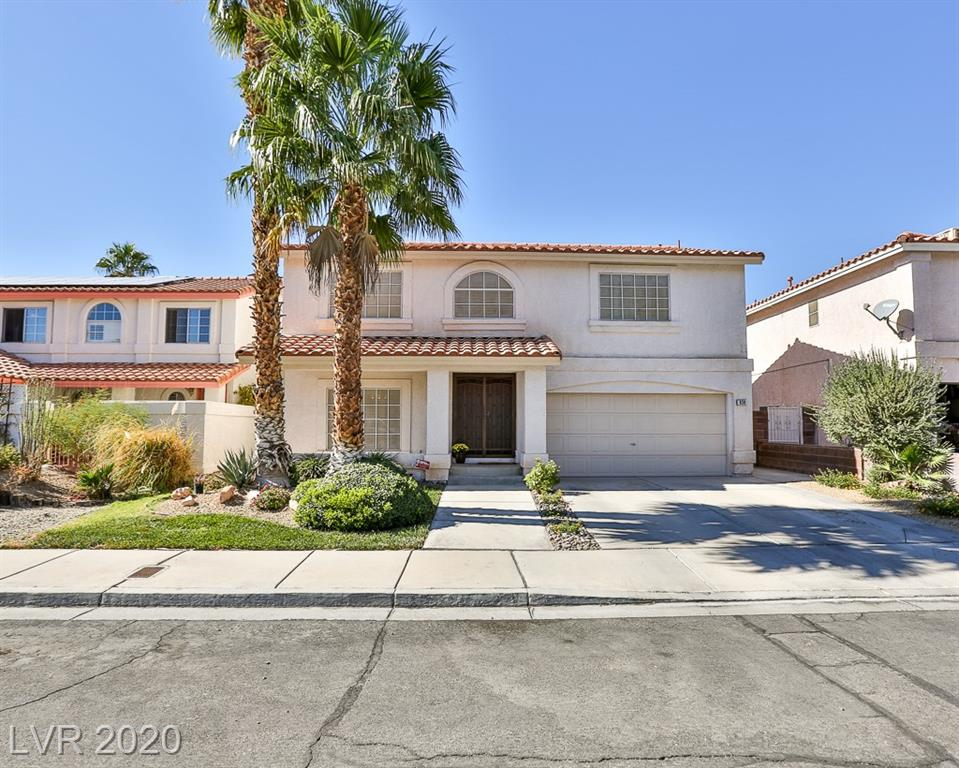 939 Sitting Bull Drive Property Photo - Henderson, NV real estate listing