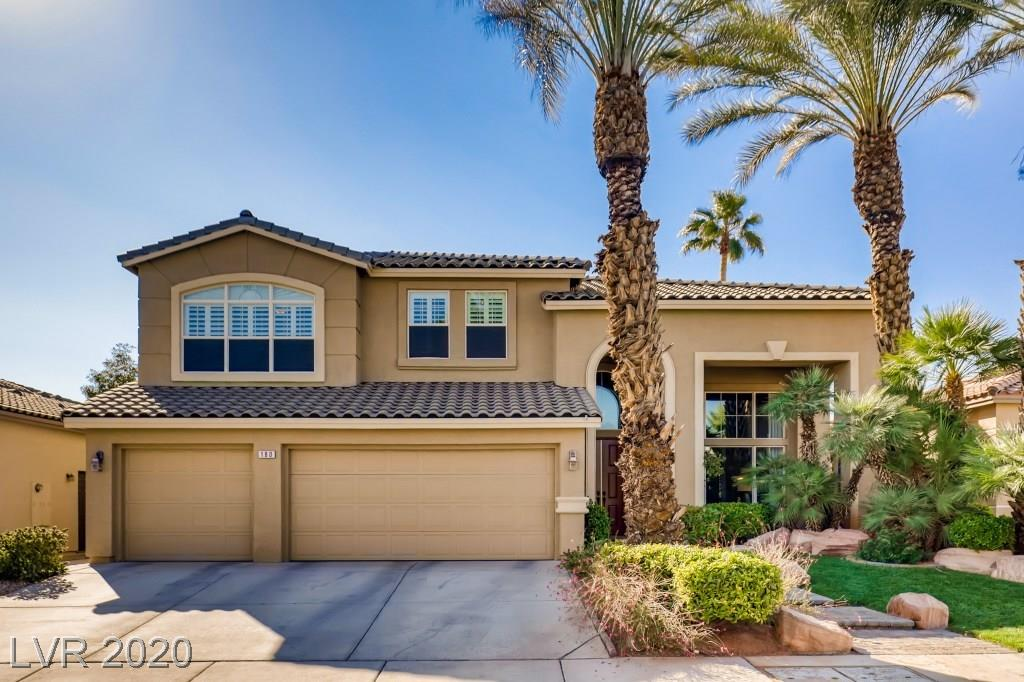 180 Ultra Drive Property Photo - Henderson, NV real estate listing