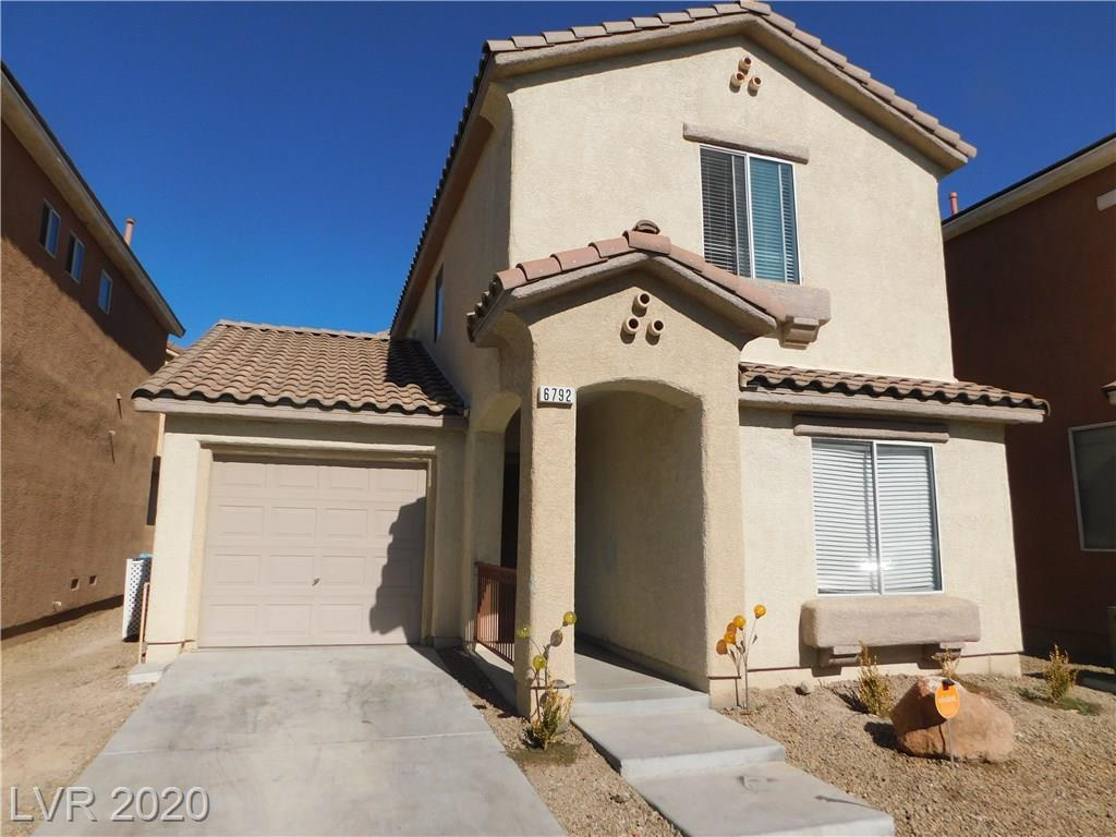6792 Travertine Lane Property Photo - Las Vegas, NV real estate listing