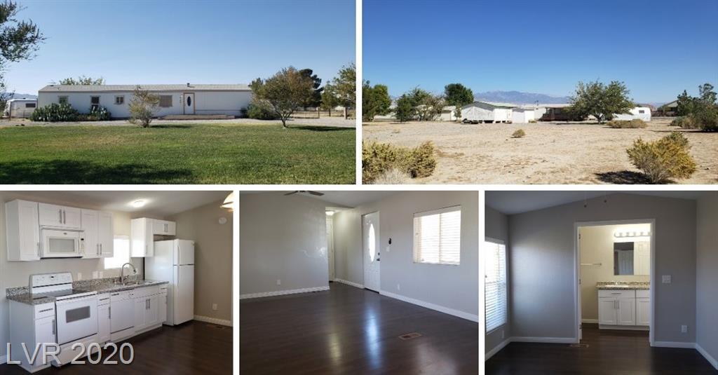 6360 Oakridge Avenue Property Photo - Pahrump, NV real estate listing