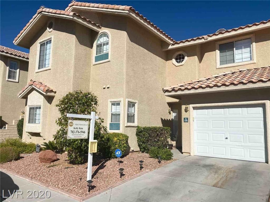 9314 Scenic Mountain Lane Property Photo - Las Vegas, NV real estate listing
