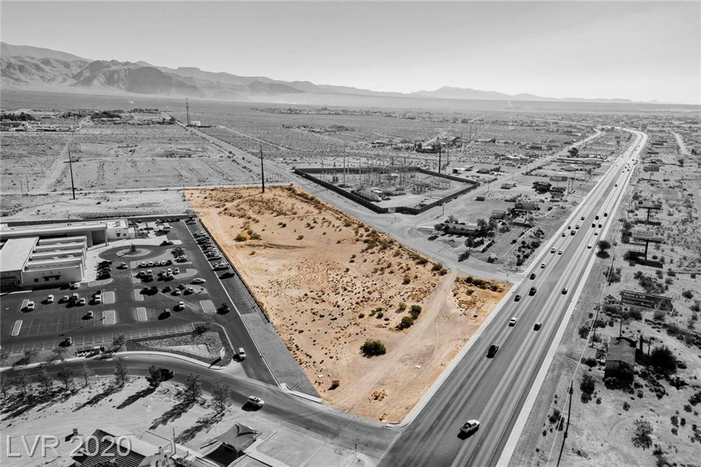 1451 Nevada Highway 160 Property Photo - Pahrump, NV real estate listing
