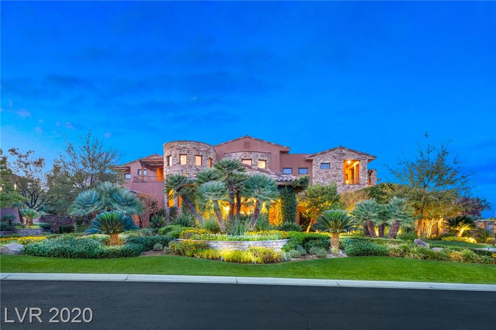 22 PROMONTORY RIDGE Drive Property Photo - Las Vegas, NV real estate listing
