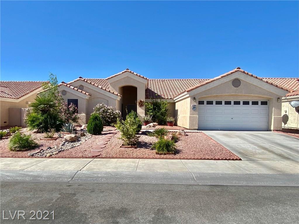 5709 Sliding Rock Street Property Photo - Las Vegas, NV real estate listing