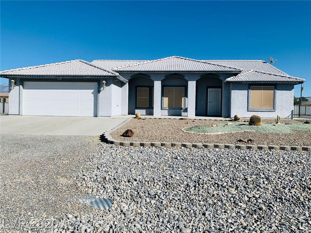 2851 Rodeo Avenue Property Photo - Pahrump, NV real estate listing