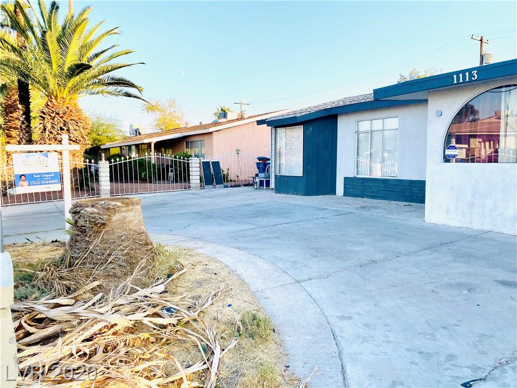 1113 Wyatt Avenue Property Photo - Las Vegas, NV real estate listing