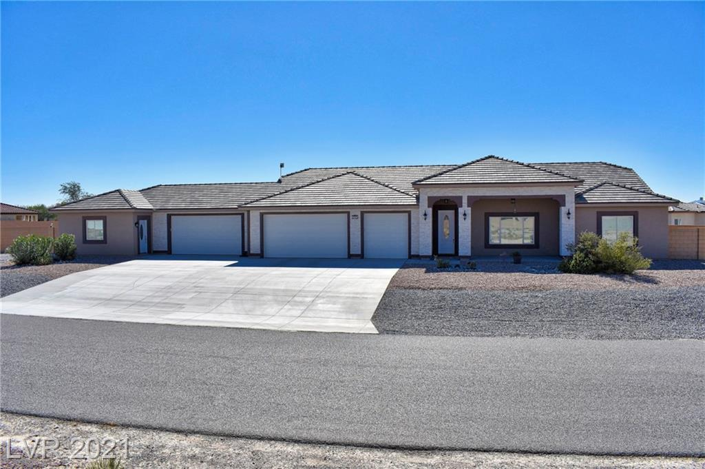 5231 Fairmont Street Property Photo - Pahrump, NV real estate listing
