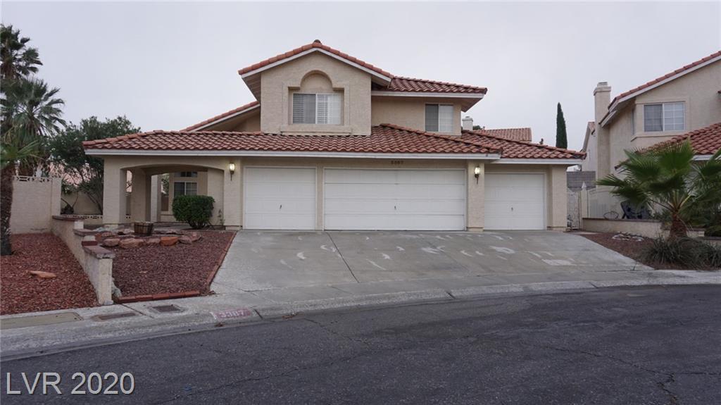 3387 FRISCO BAY Circle Property Photo - Las Vegas, NV real estate listing