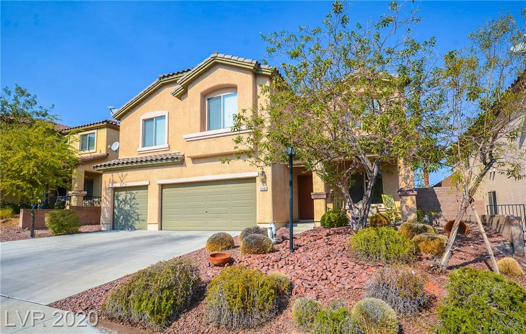 240 Dominican Avenue Property Photo - Henderson, NV real estate listing