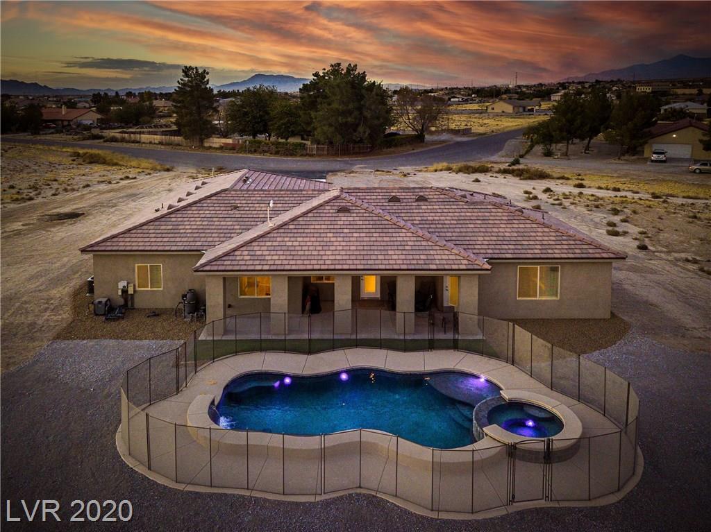 3411 Cactus Street Property Photo - Pahrump, NV real estate listing