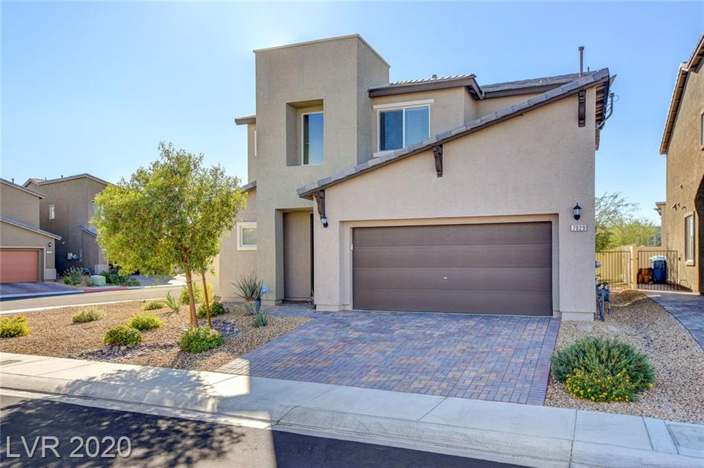 7029 Whispering Falls Drive Property Photo - North Las Vegas, NV real estate listing