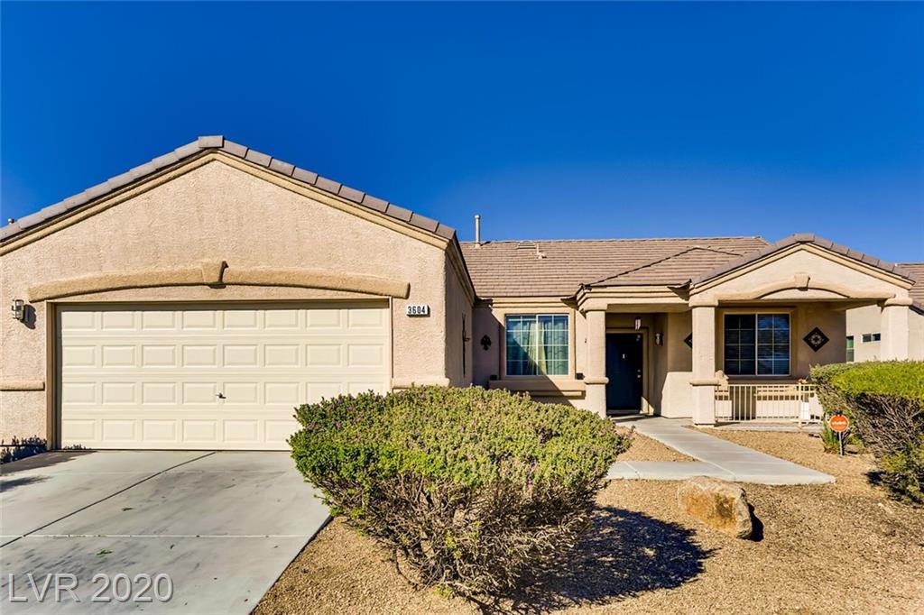 3604 Sandy Brown Avenue Property Photo - North Las Vegas, NV real estate listing