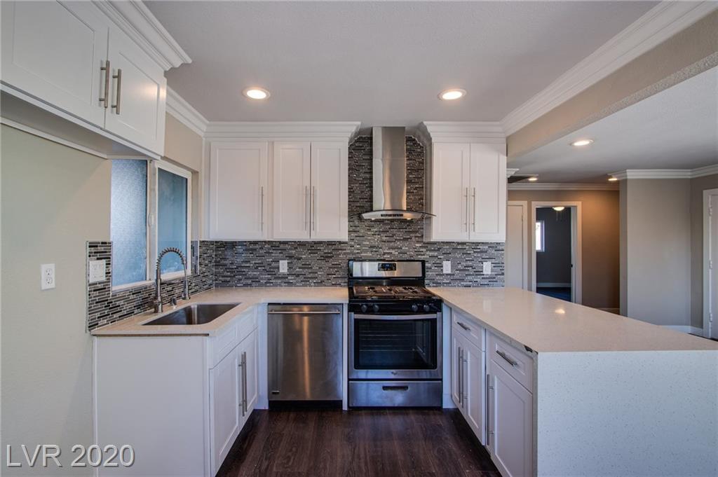 712 Judson Avenue Property Photo - North Las Vegas, NV real estate listing