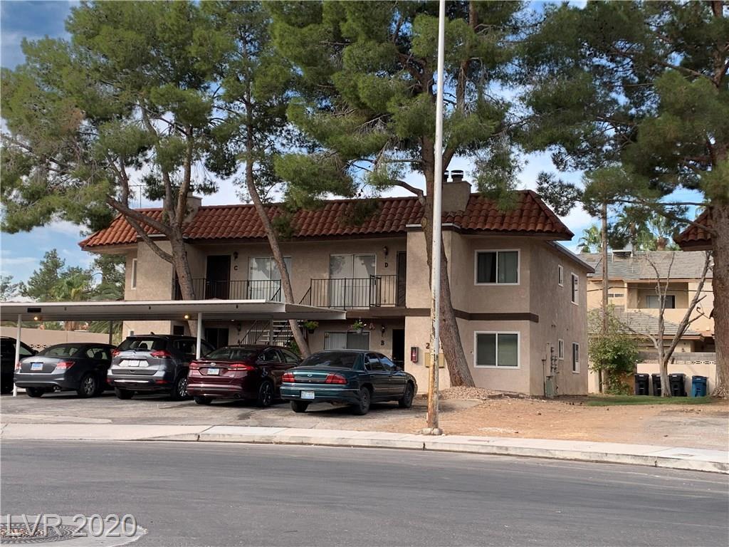 2791 Eldora Circle Property Photo - Las Vegas, NV real estate listing
