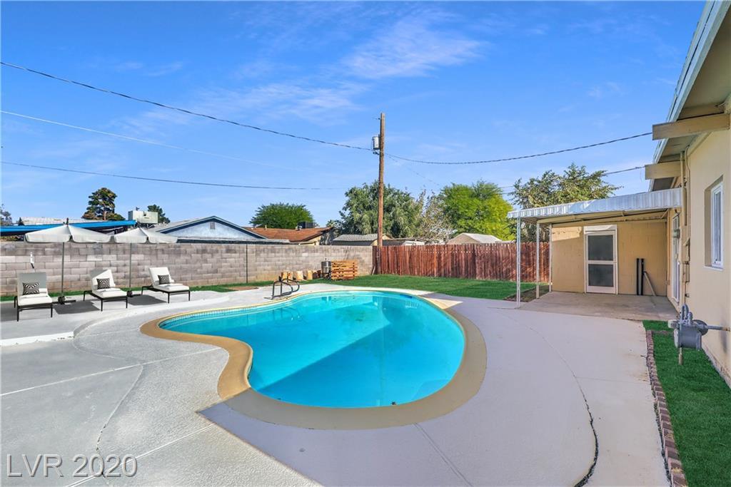 3329 Marionette Avenue Property Photo - Las Vegas, NV real estate listing