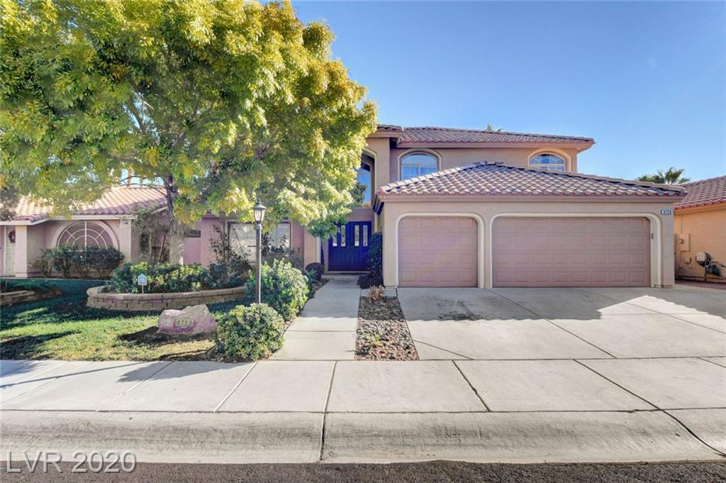 3720 Fisherking Drive Property Photo - Las Vegas, NV real estate listing