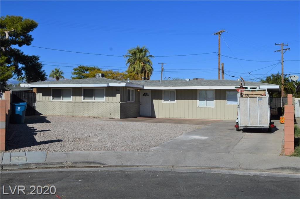 1210 Palm Terrace Property Photo - Las Vegas, NV real estate listing
