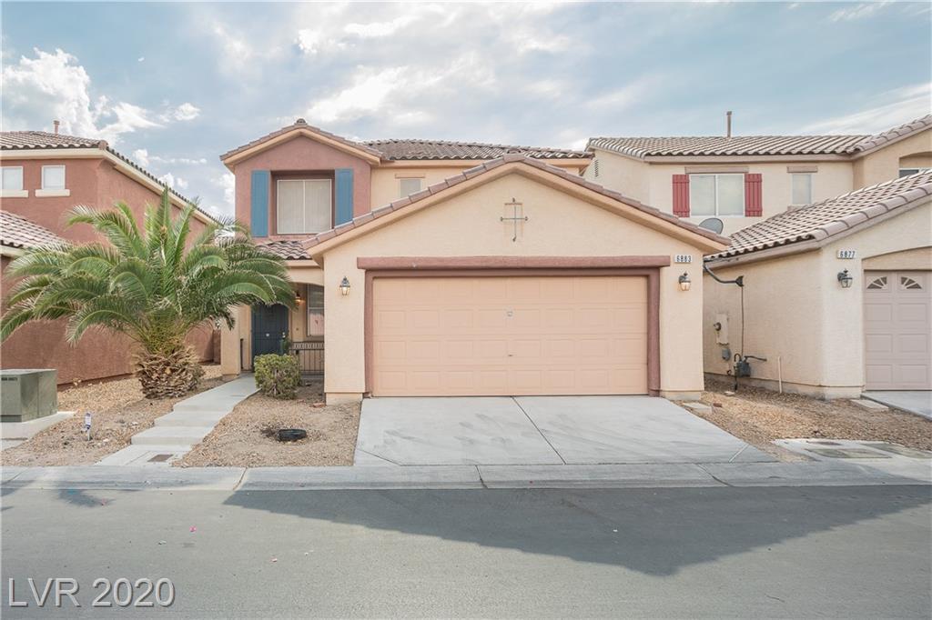 6883 Gold Nugget Drive Property Photo - Las Vegas, NV real estate listing
