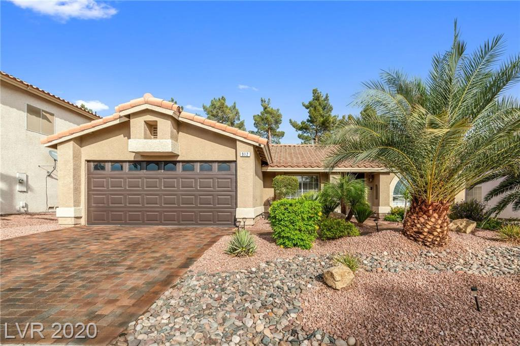 912 Sitting Bull Drive Property Photo - Henderson, NV real estate listing