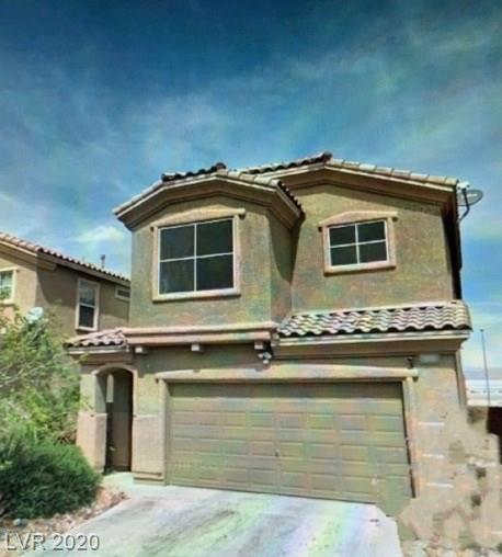 3953 Falling Heart Court Property Photo - Las Vegas, NV real estate listing