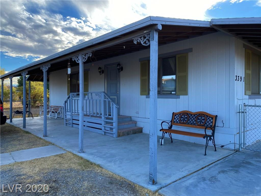 3391 W Charleston Park Avenue Property Photo - Pahrump, NV real estate listing