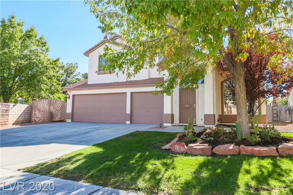 6149 Bing Cherry Drive Property Photo - Las Vegas, NV real estate listing