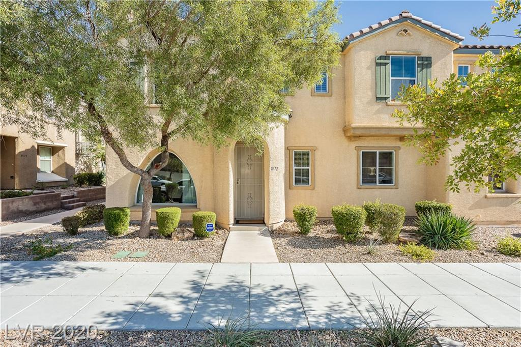 8572 Vestia Court Property Photo - Las Vegas, NV real estate listing