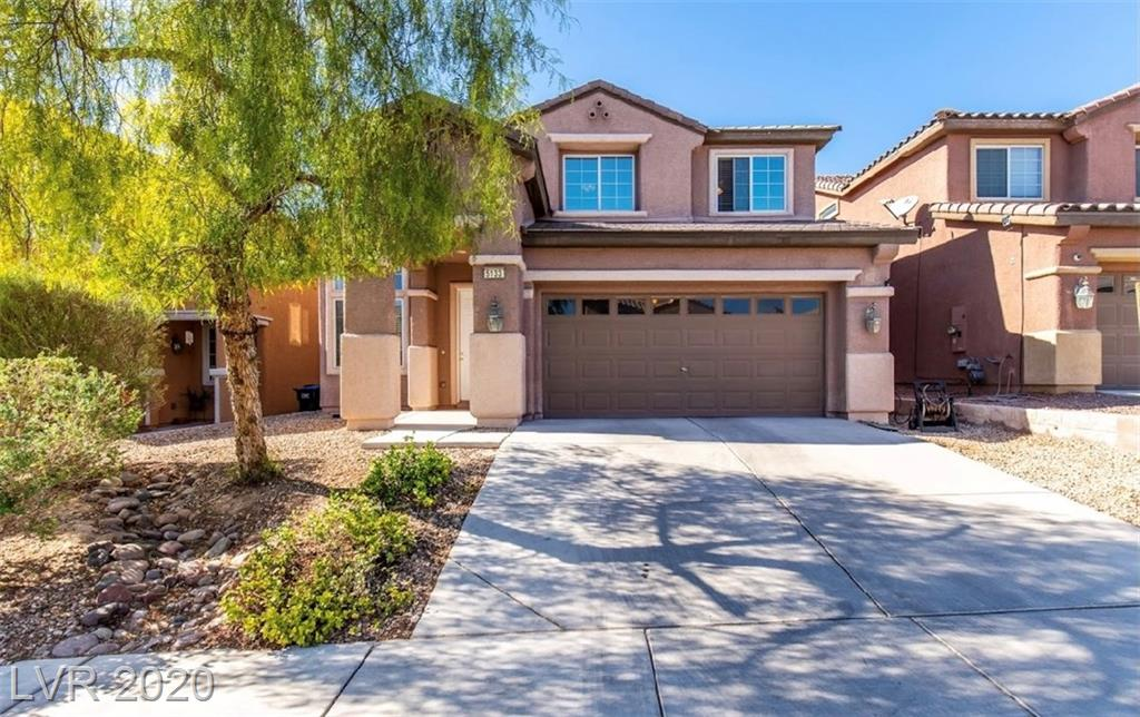 5133 Teal Petals Street Property Photo - North Las Vegas, NV real estate listing