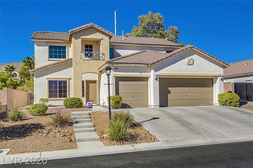 4229 Jordanville Street Property Photo - Las Vegas, NV real estate listing