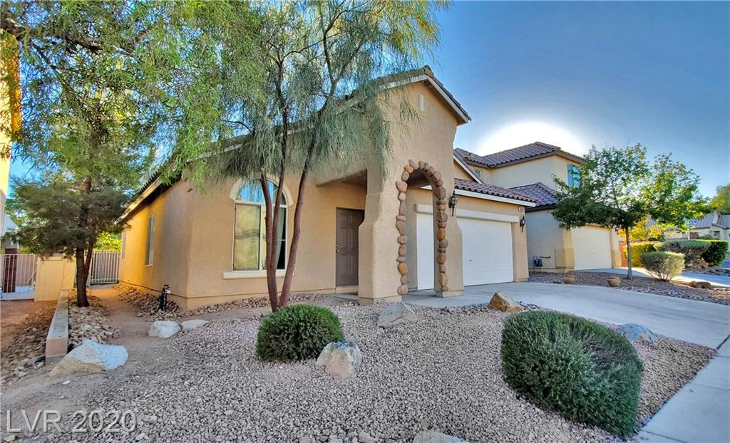 1645 Sandglass Avenue Property Photo - North Las Vegas, NV real estate listing