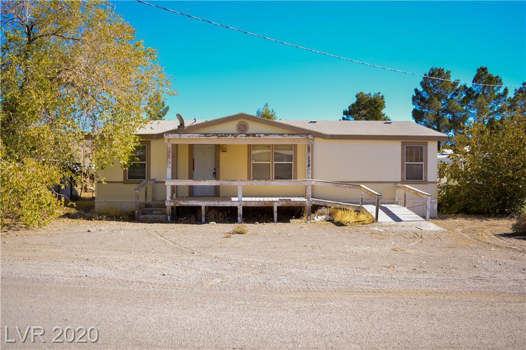 182 Skylane Property Photo - Alamo, NV real estate listing