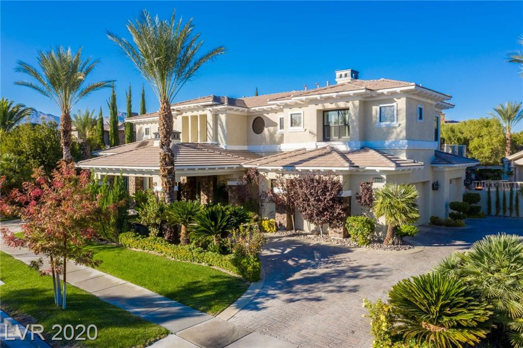 10308 Rocky Mesa Court Property Photo - Las Vegas, NV real estate listing