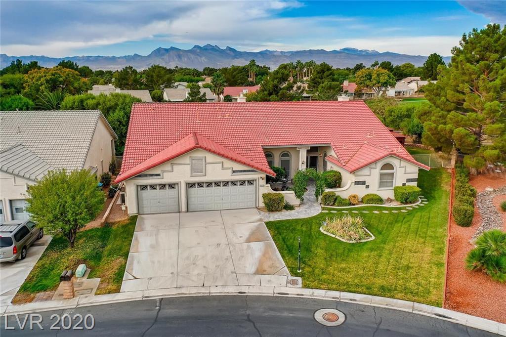 5113 Desert Lily Lane Property Photo - Las Vegas, NV real estate listing