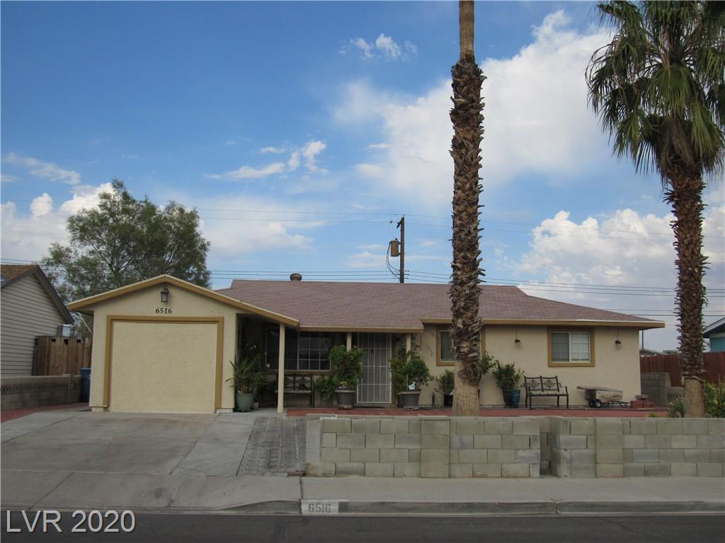 6516 Casada Way Property Photo - Las Vegas, NV real estate listing