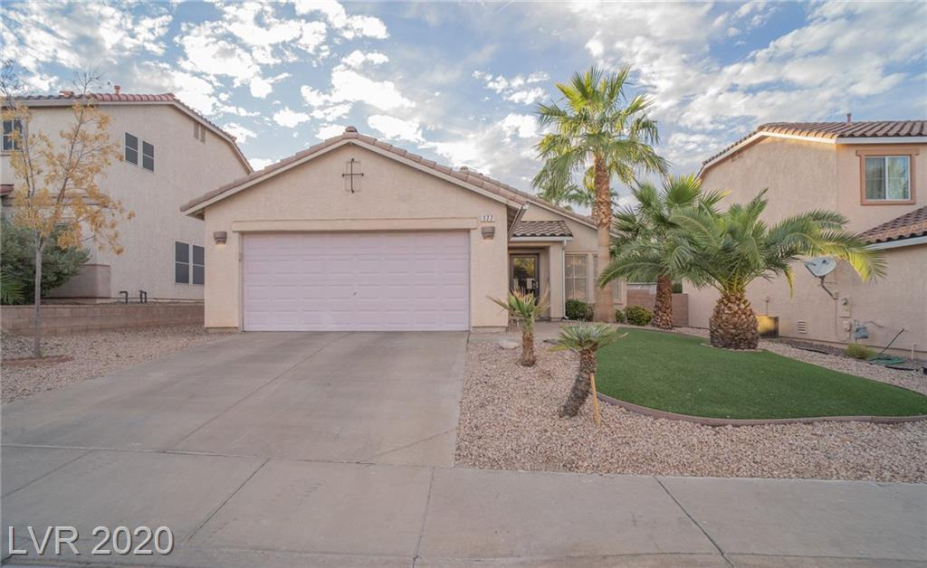 177 White Butte Street Property Photo - Henderson, NV real estate listing