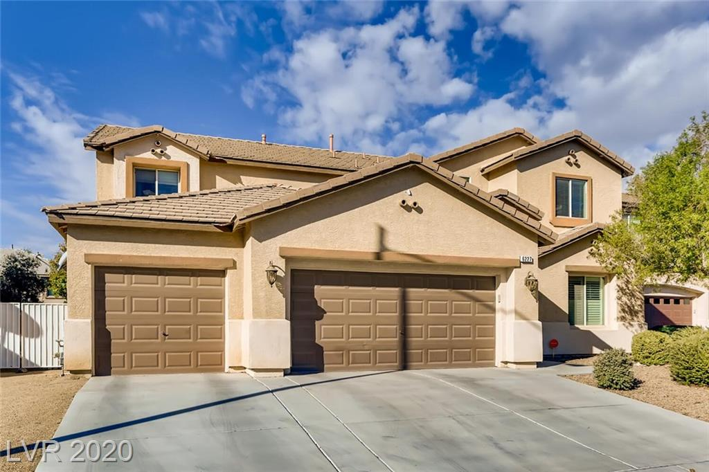 6227 Darby Creek Court Property Photo - North Las Vegas, NV real estate listing