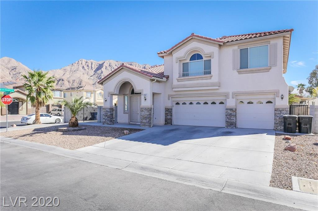 6587 Aldergate Lane Property Photo - Las Vegas, NV real estate listing