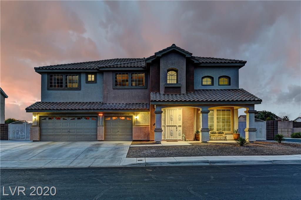 643 Vermeer Street Property Photo - Las Vegas, NV real estate listing